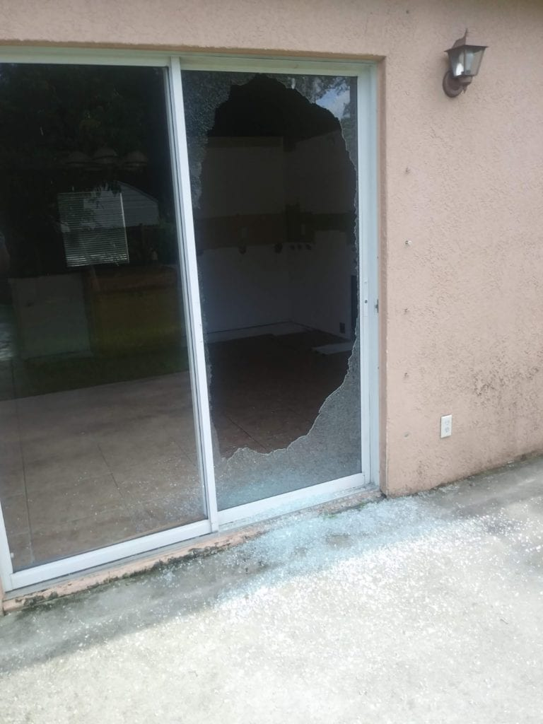 Broken Glass Replacement Aa Window Repair Melbourne Fl